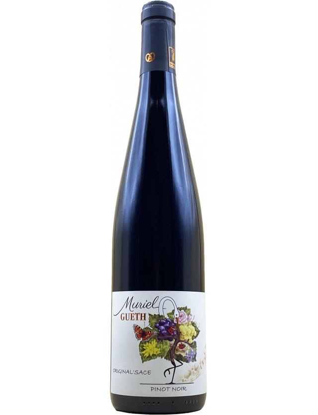 Original'sace Pinot Noir domaine gueth