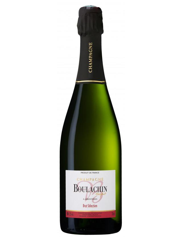 Cuvée Brut sélection champagne boulachin chaput
