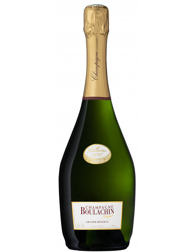 Cuvée Grande Réserve champagne boulachin chaput