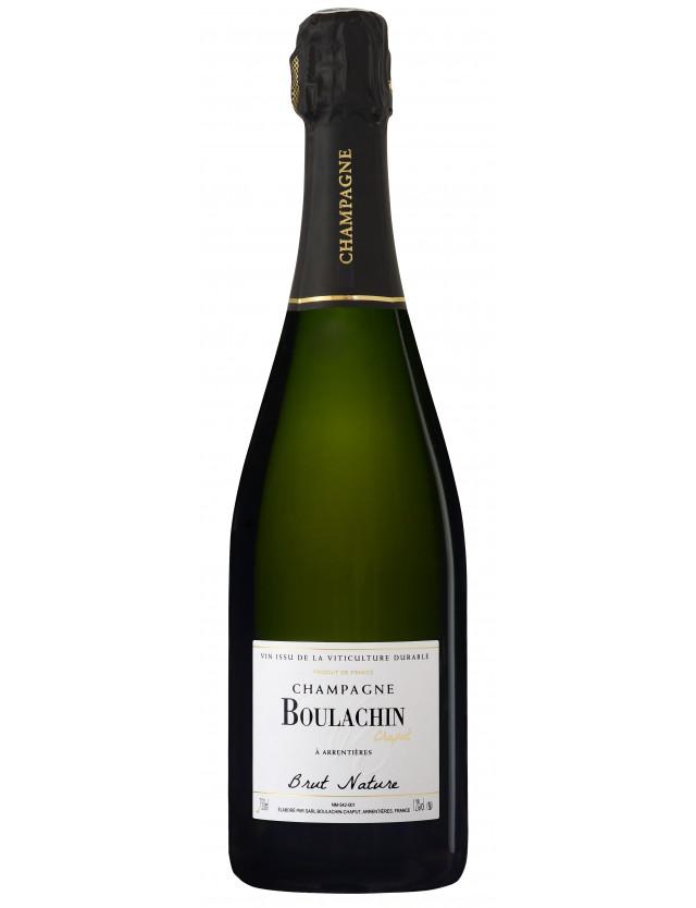 Cuvée Brut Nature champagne boulachin chaput