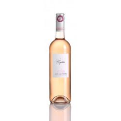 Les pépites rosé 2019 La Belle Pierre