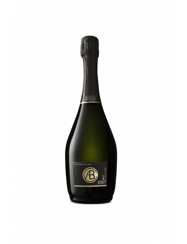 Champagne Brut Caractère champagne anthony betouzet