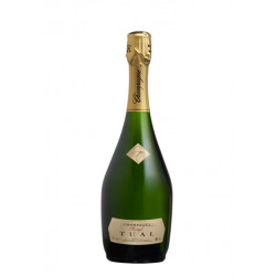 Cuvée Brut Blending Champagne Tual