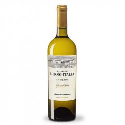 Grand Vin Blanc 2019 2019 Château l'Hospitalet - GÉRARD BERTRAND