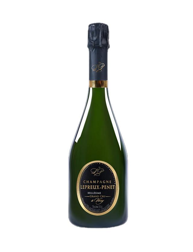 Cuvée Bulles de Millésime champagne lepreux penet