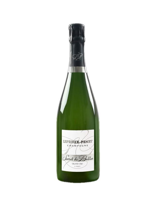 Cuvée Secret de Bulles Magnum champagne lepreux penet