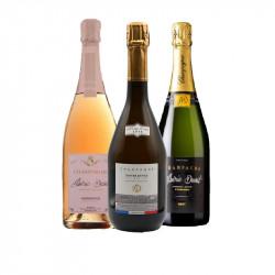 coffret découverte champagne Duvat