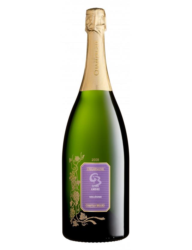Cuvée Ambre 2009, Millésime Magnum champagne christian briard