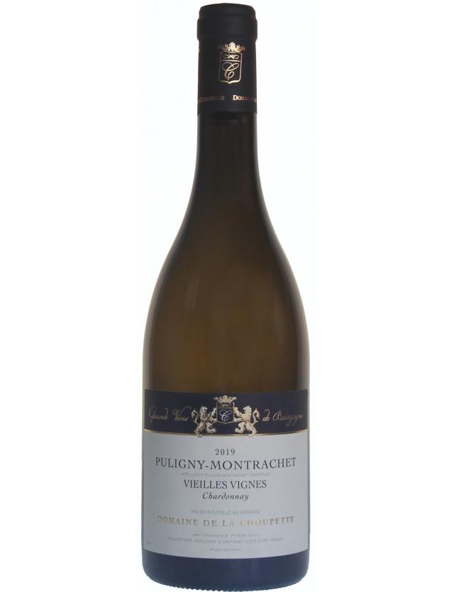 PULIGNY MONTRACHET Vieilles Vignes 2019 domaine de la choupette