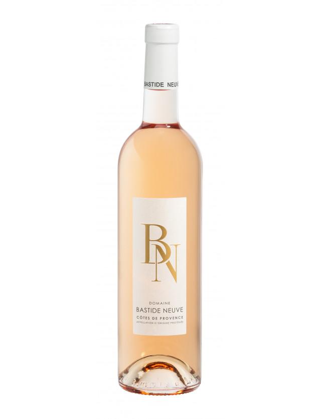 Bastide Neuve rosé Magnum domaine de la bastide neuve