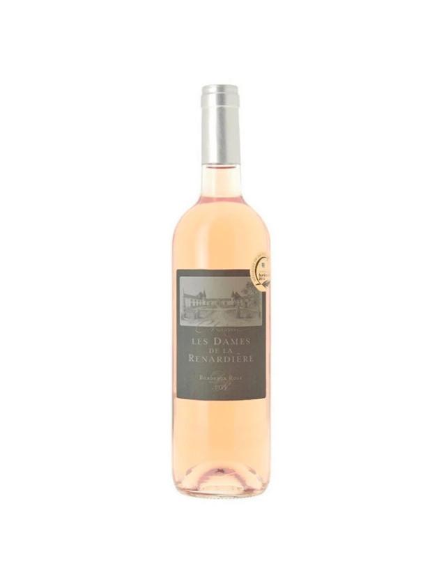 Bordeaux Rosé château les dames de la renardière