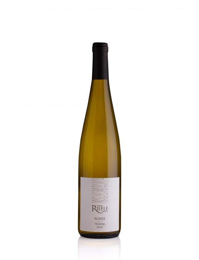 Alsace Riesling domaine riefle