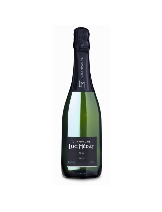 Cuvée Luc Merat Tradition champagne luc merat