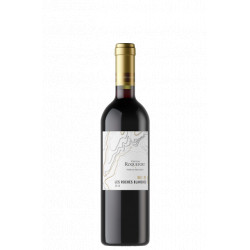 Les roches blanches rouge 2018 Château Roquefort