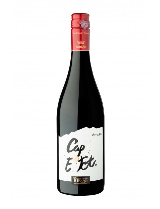 CAP E Tot rouge la cave des vignerons de tursan