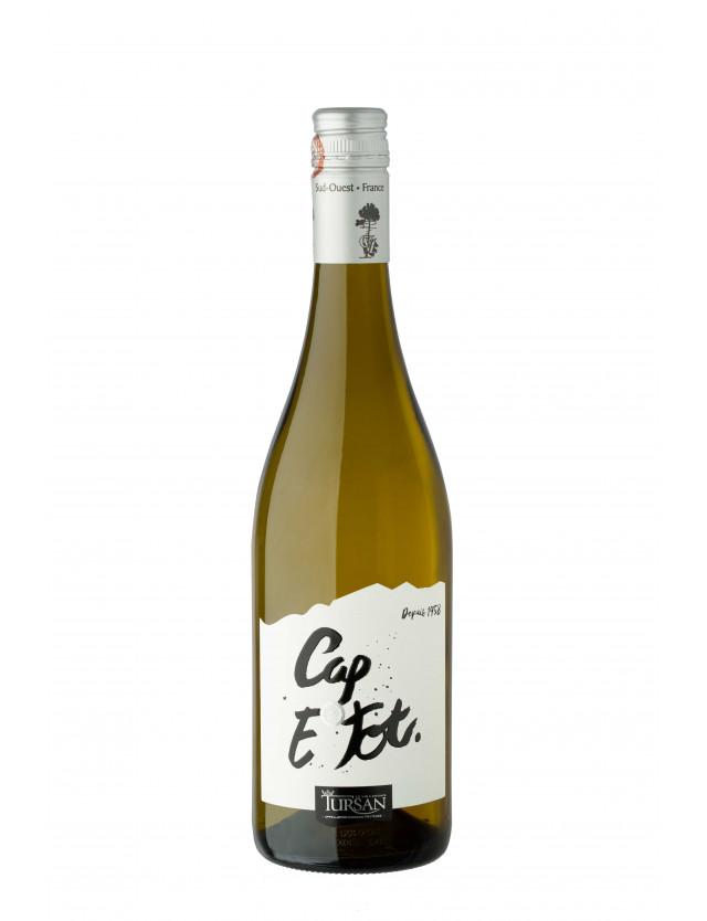 CAP E Tot blanc sec la cave des vignerons de tursan