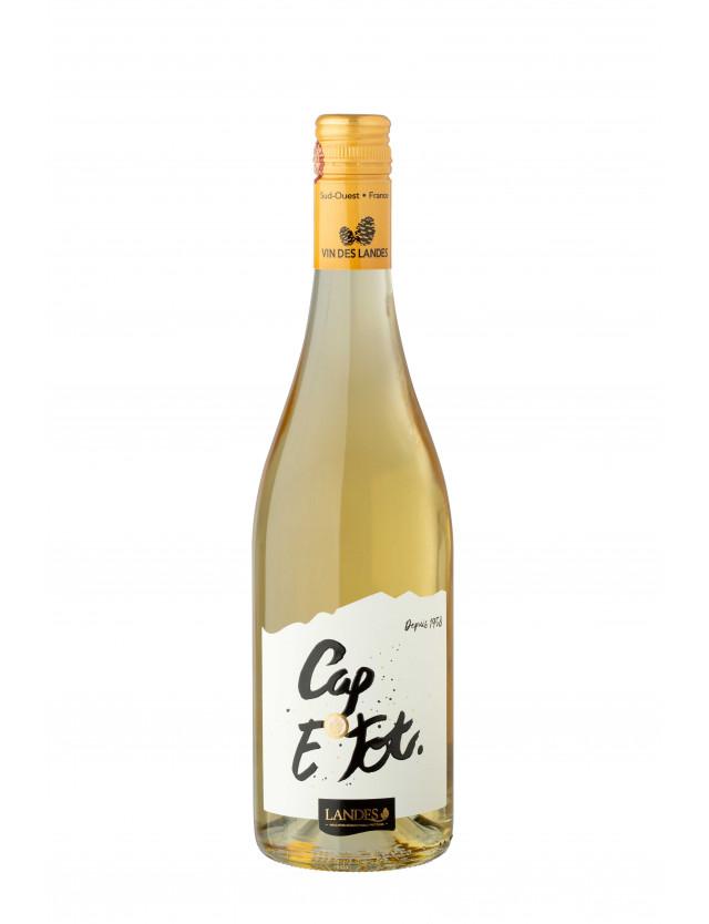 CAP E Tot Blanc doux la cave des vignerons de tursan
