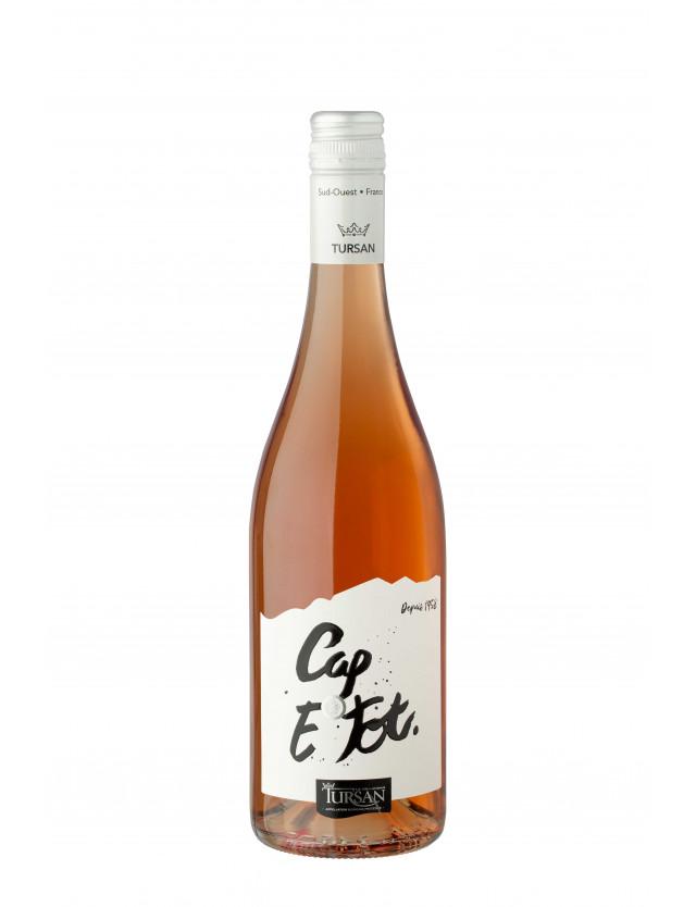 CAP E Tot rosé la cave des vignerons de tursan
