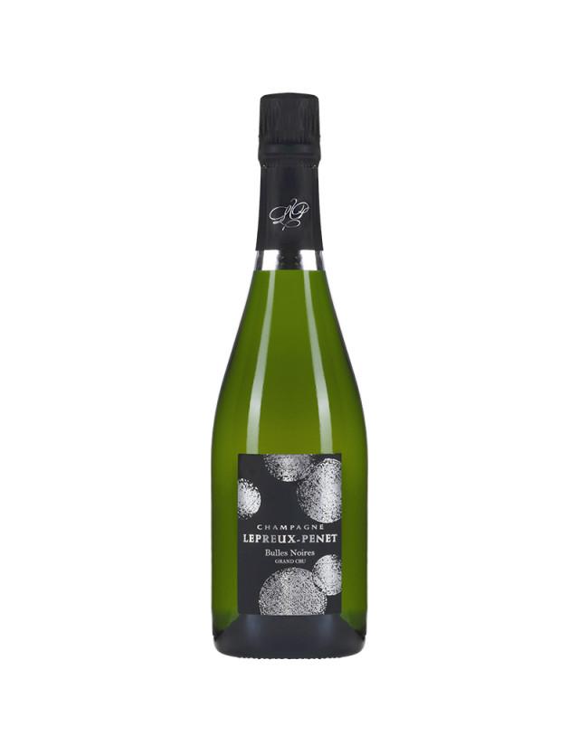 Cuvée Bulles Noires champagne lepreux penet