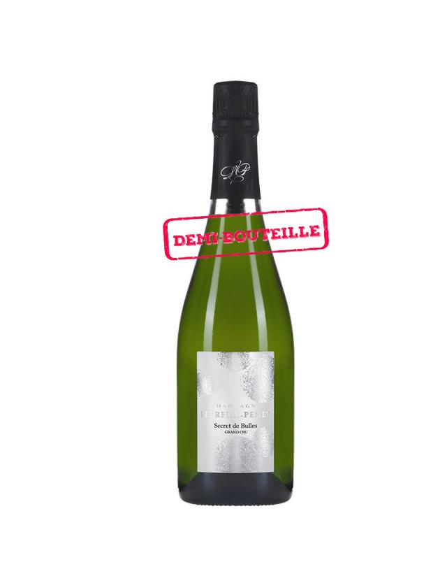 Cuvée Secret de Bulles Grand Cru 1/2 bouteille champagne lepreux penet