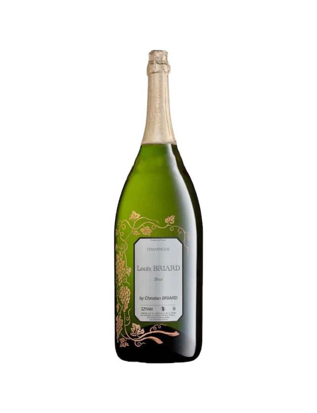 Louis BRIARD Salmanazar champagne christian briard