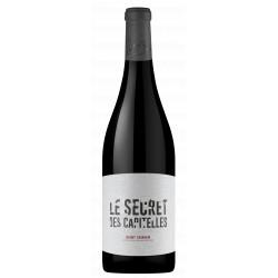 Le Secret des Capitelles Rouge 2019 Cave des Vignerons de Saint-Chinian