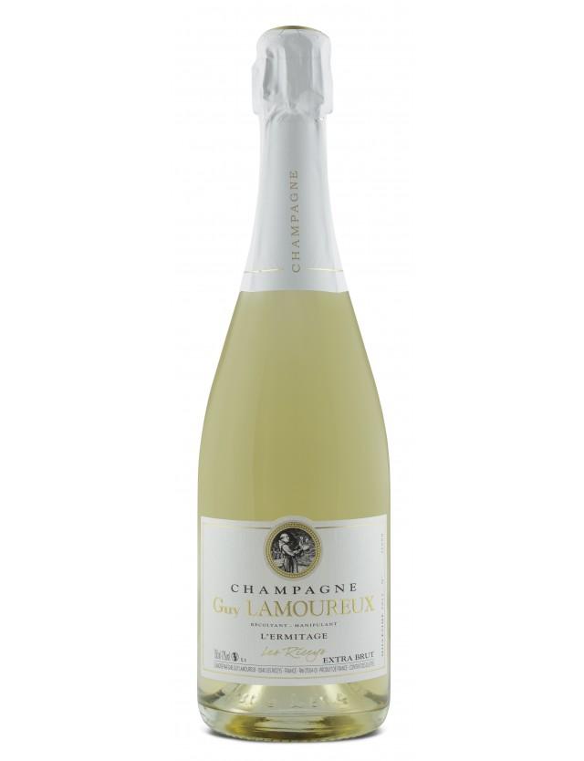 Cuvée L'Ermitage champagne guy lamoureux