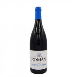 Côtes du Rhône Rouge 2018 Domaine Roman