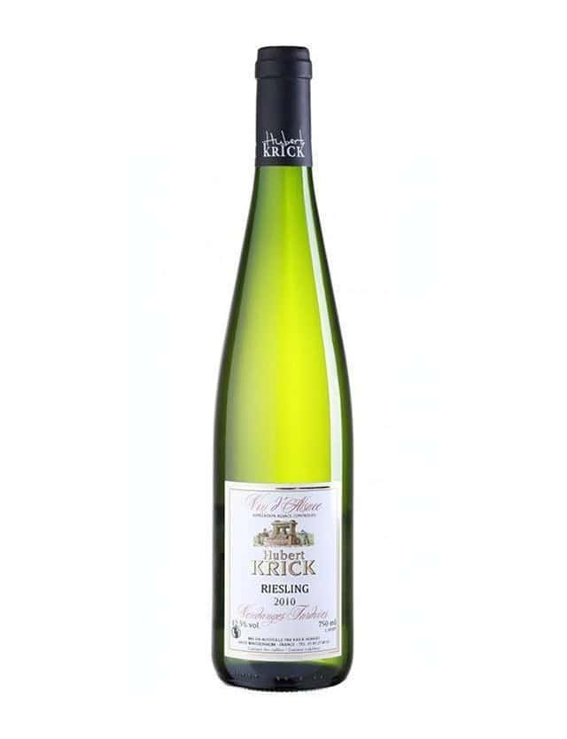 Riesling Vendanges Tardives krick hubert