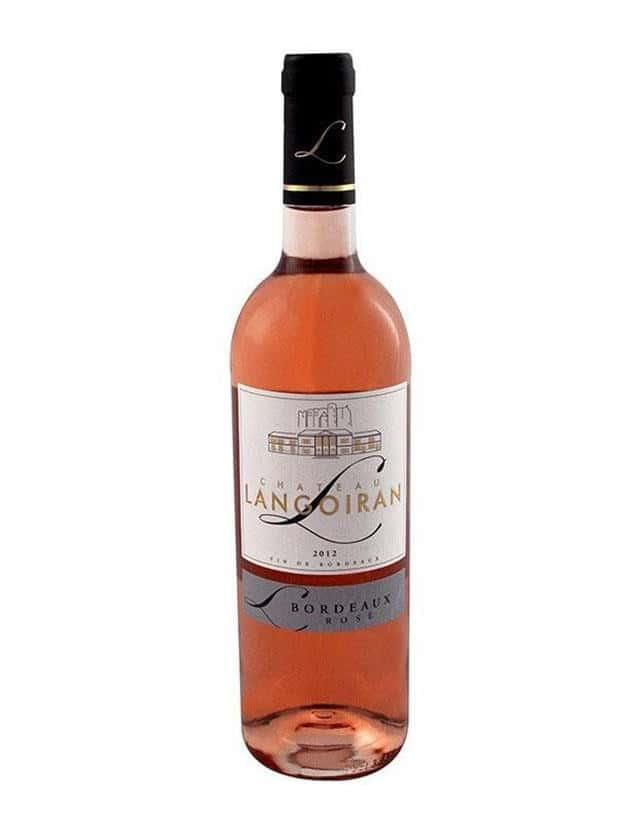 Cuvée Château Langoiran Bordeaux Rosé
