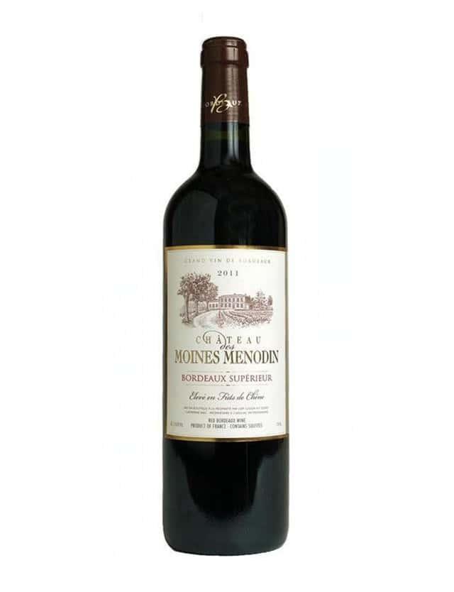 Château Des Moines Menodin les vignerons du fronsadais