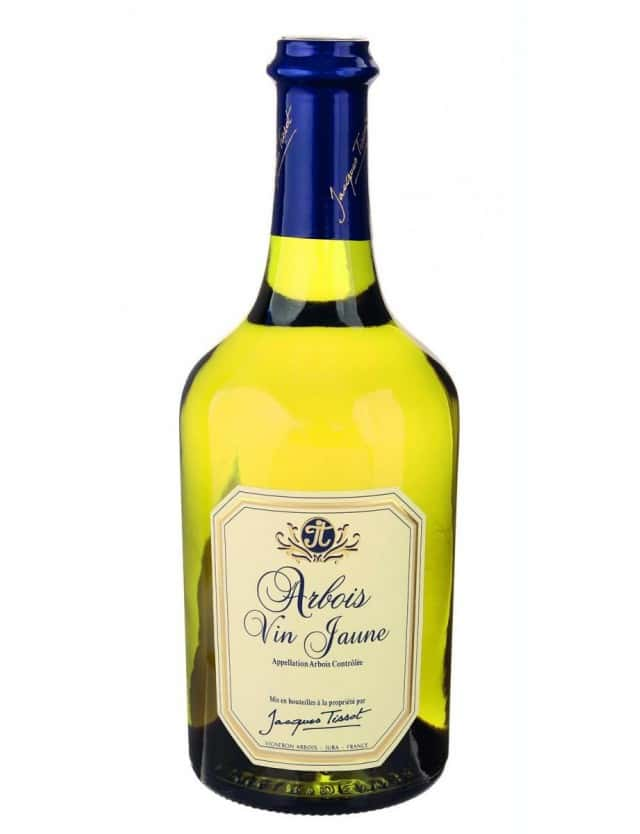 Arbois Vin jaune domaine jacques tissot