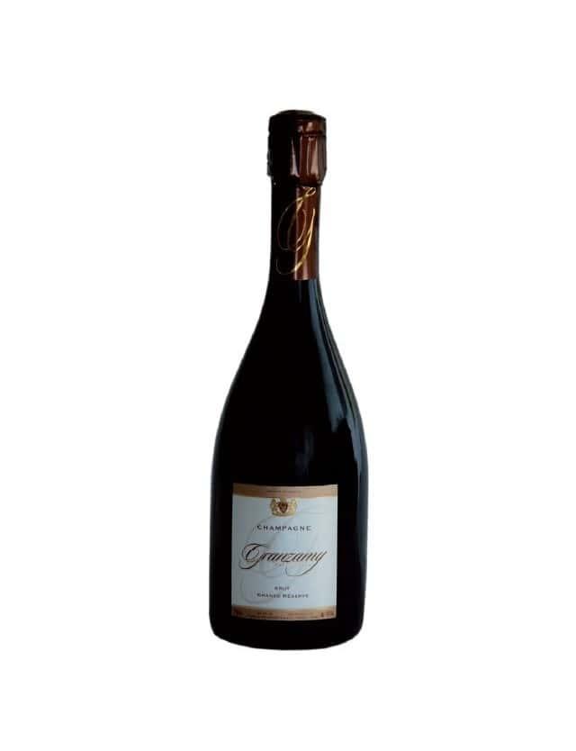 Cuvée Grande Réserve champagne granzamy
