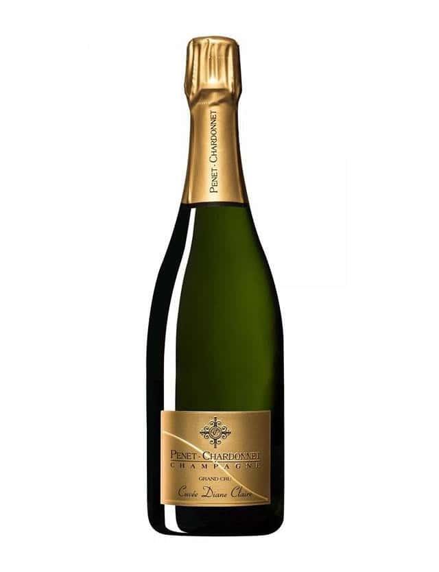 Penet Chardonnet - Cuvée Prestige Diane Claire Brut Nature Grand Cru la maison penet