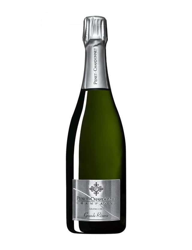 Penet Chardonnet - Cuvée Prestige Grande Réserve Brut Nature Grand Cru la maison penet