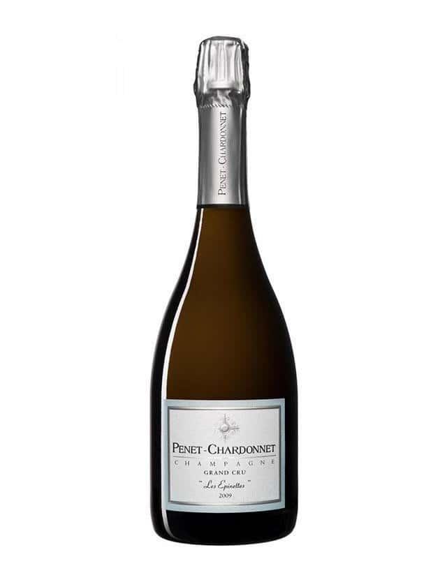 """Penet-Chardonnet Grand Cru - Lieu-Dit """"Les Epinettes"""" Extra Brut la maison penet"""