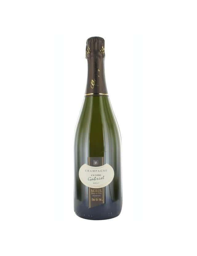 Cuvée Gabriel (Blanc de blancs) Champagne Morel