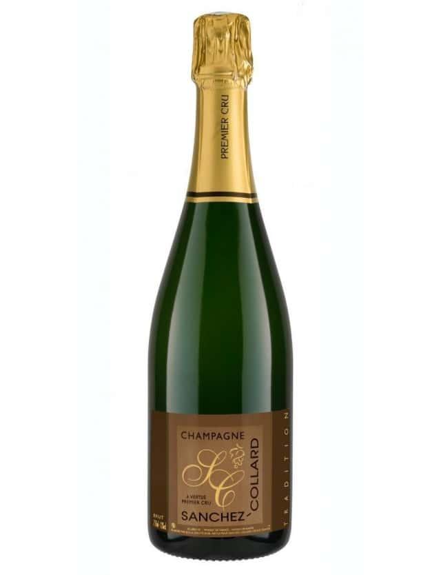 Cuvée BRUT TRADITION PREMIER CRU champagne sanchez collard