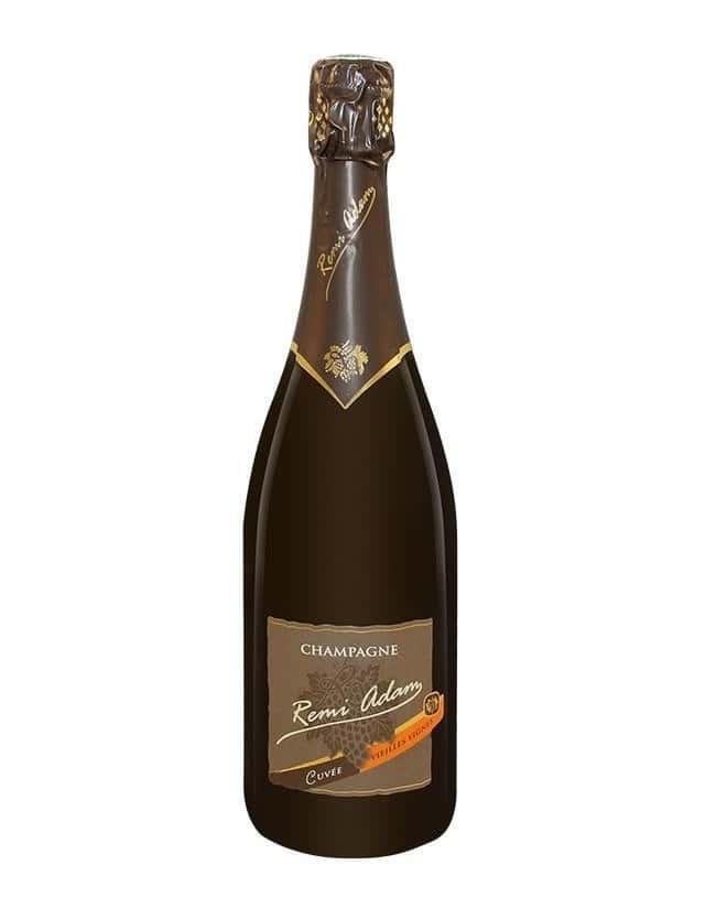 """Cuvée """"Vieilles Vignes"""" champagne remi adam"""