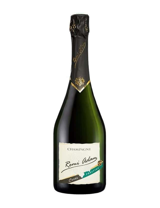 """Cuvée Brut """"Prestige"""" champagne remi adam"""