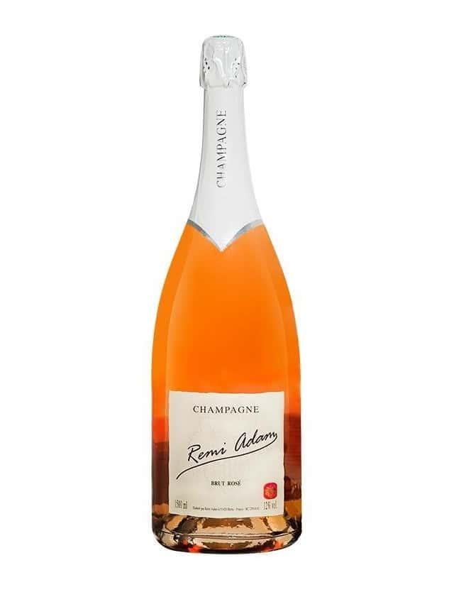 """Cuvée Brut """"Rosé"""" champagne remi adam"""