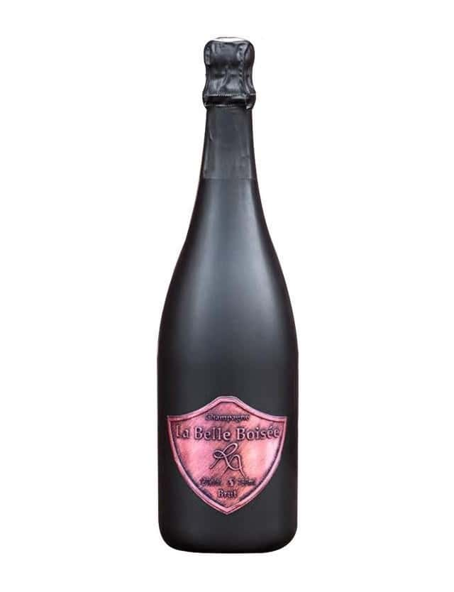 Cuvée La Belle Boisée champagne remi adam