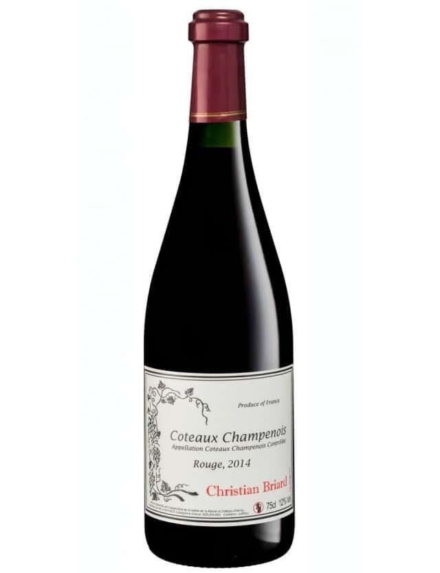 Coteaux Champenois champagne christian briard