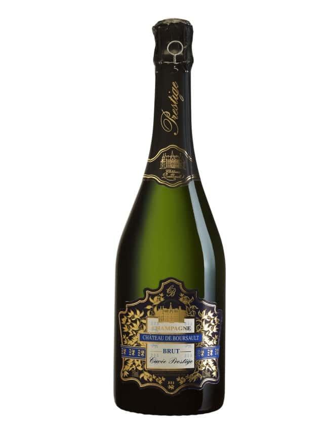 Prestige champagne chateau de boursault