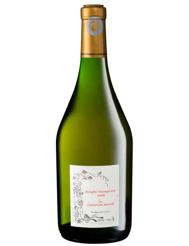 Ratafia champenois champagne christian briard