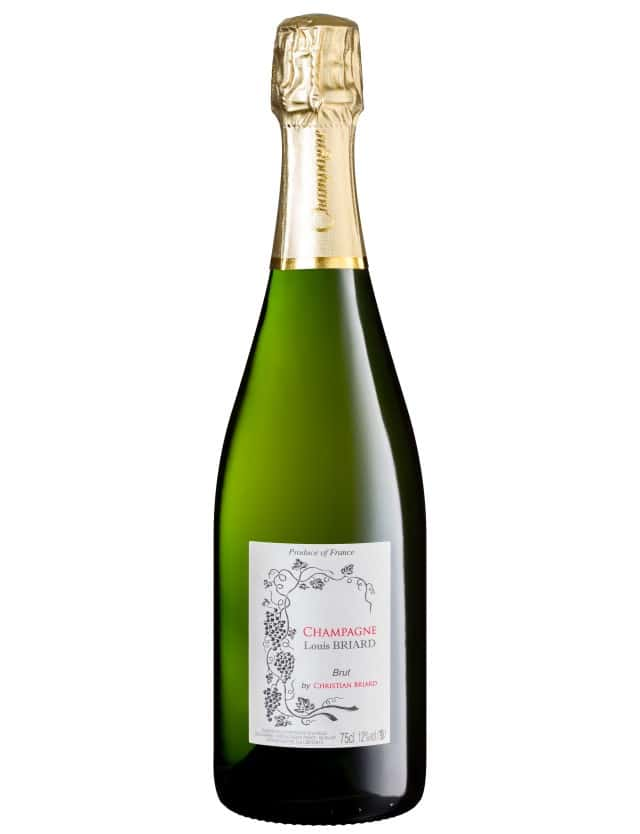 Louis BRIARD champagne christian briard