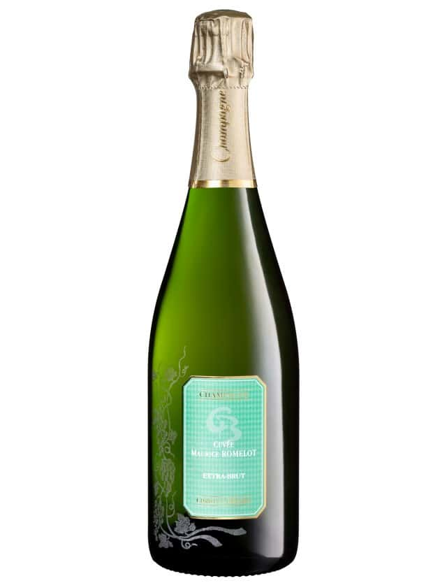 Cuvée Maurice Romelot EXTRA BRUT champagne christian briard