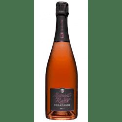 Cuvée brut rosé assemblage