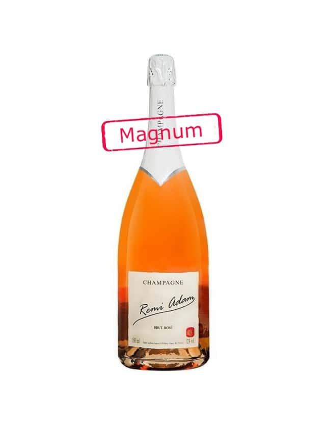 """Cuvée Brut """"Rosé"""" Magnum champagne remi adam"""