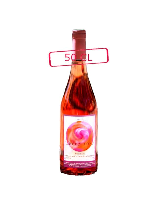 Terre Rose - 50cl